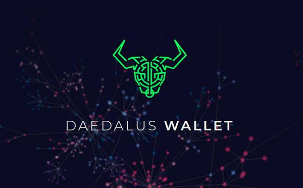 Daedalus Wallet app